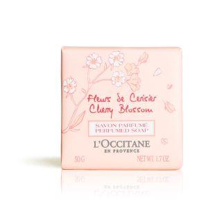 甜蜜樱花香氛皂